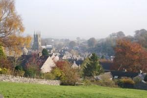 Tideswell Village