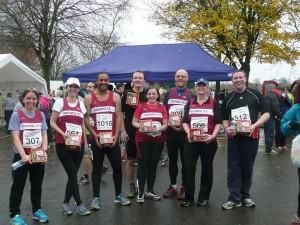 Tideswell Running Club @ Heanor