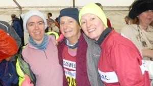 TRC Ladies Cross Country Team