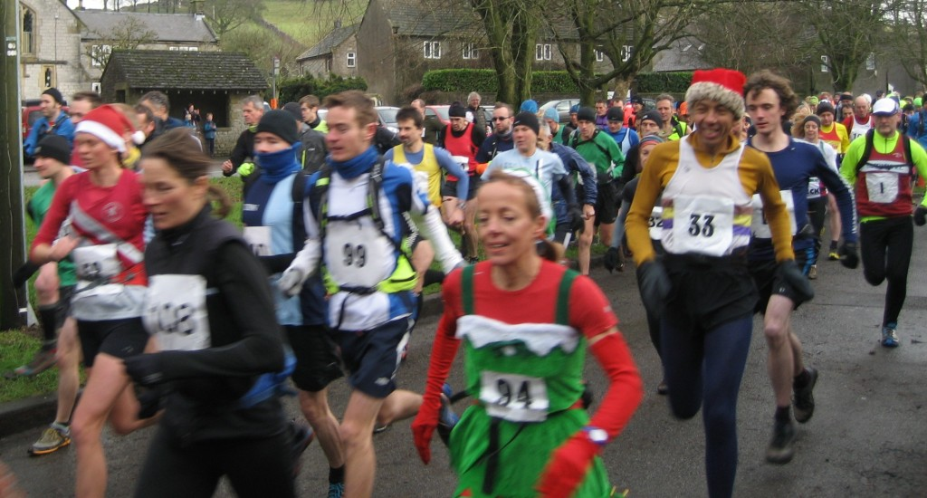 The Litton Christmas Cracker Fell Race 2014