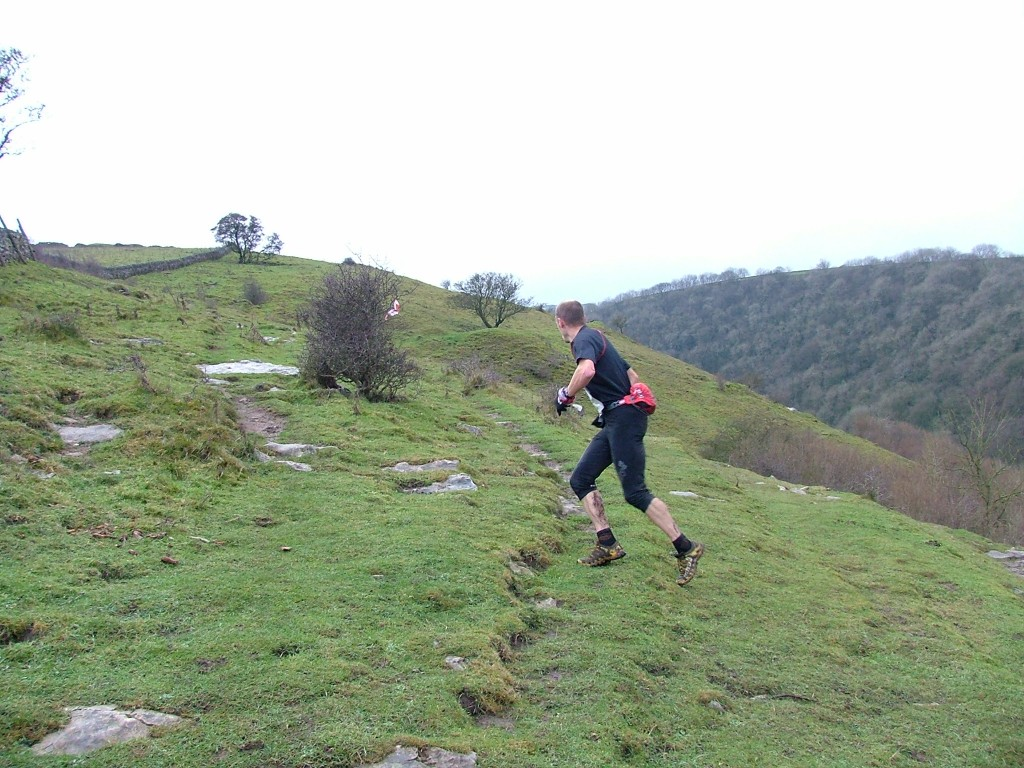 Litton Christmas Cracker Fell Race 2014